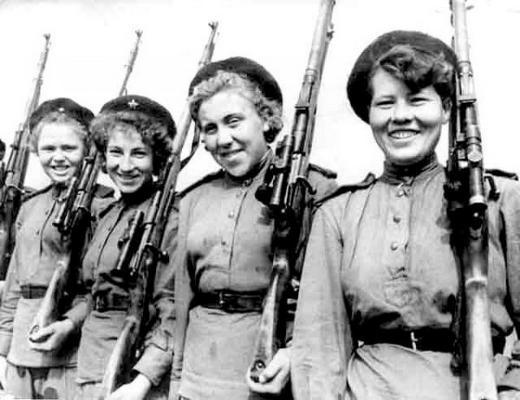 Frauen Im 2. Weltkrieg
